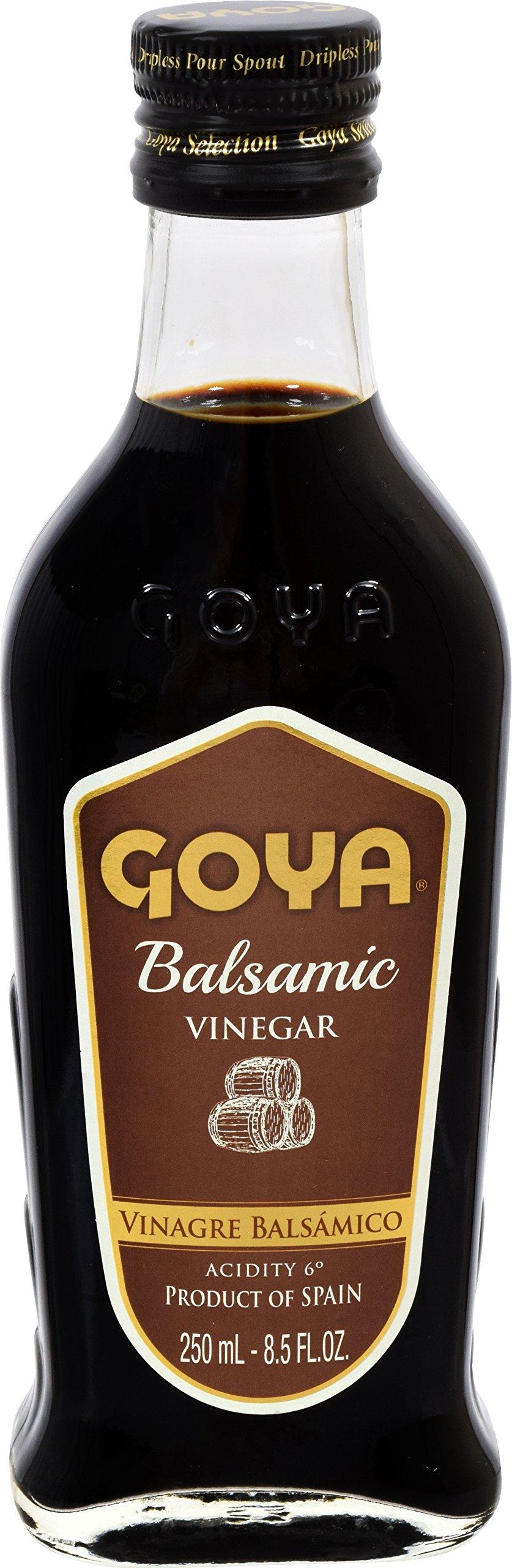 Goya Foods Balsamic Vinegar, 8.5 Ounce