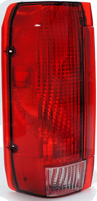 Dorman 1610218 Driver Side Tail Light Assembly for Select Ford Models
