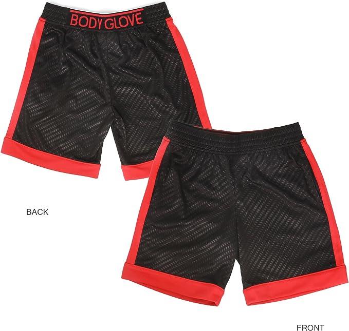 Body Glove Boys 3-Piece Performance Athletic Short Set