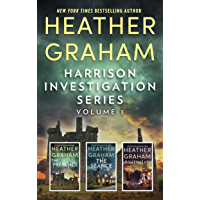 Harrison Investigation Series Volume 3: An Anthology (English Edition)