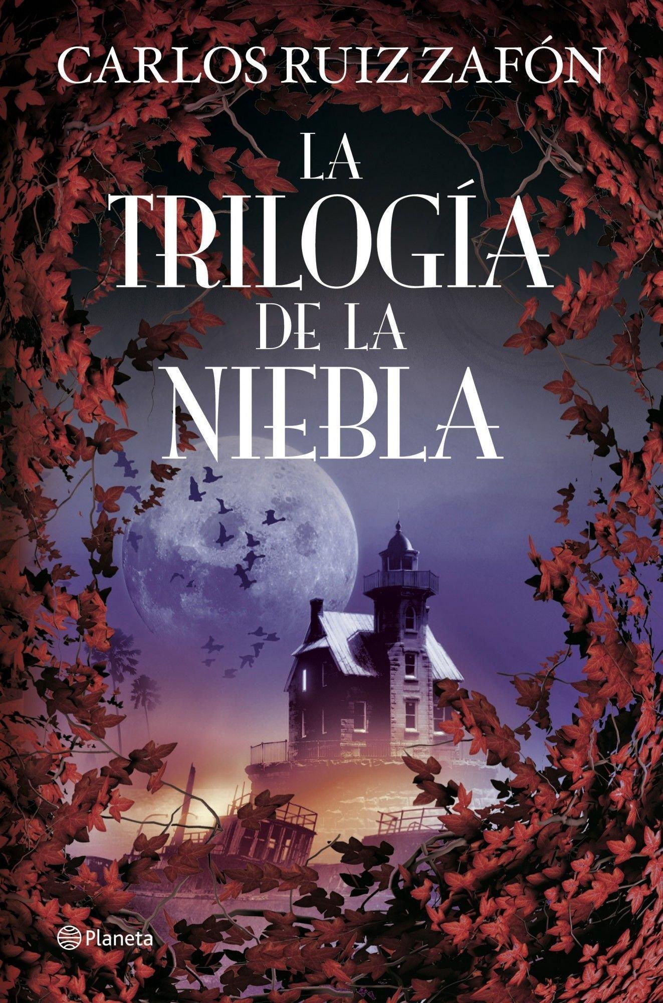 La Trilogía De La Niebla Autores Españoles E Iberoamericanos Spanish Edition Ruiz Zafón Carlos 9788408107095 Books