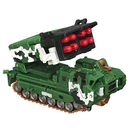 Amazoncom Transformers Deluxe Movie Collection Hailstorm Toys