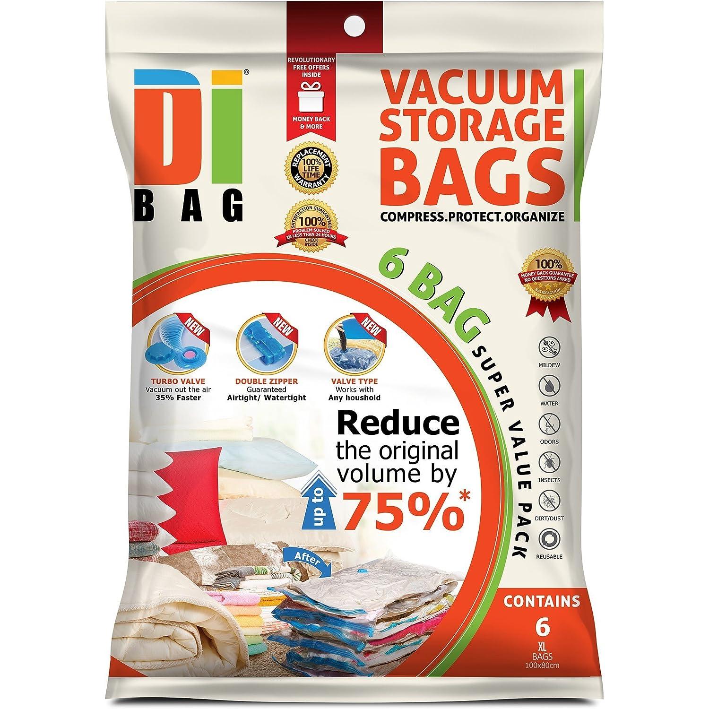 Dibag 6 Vacuum Storage Bags