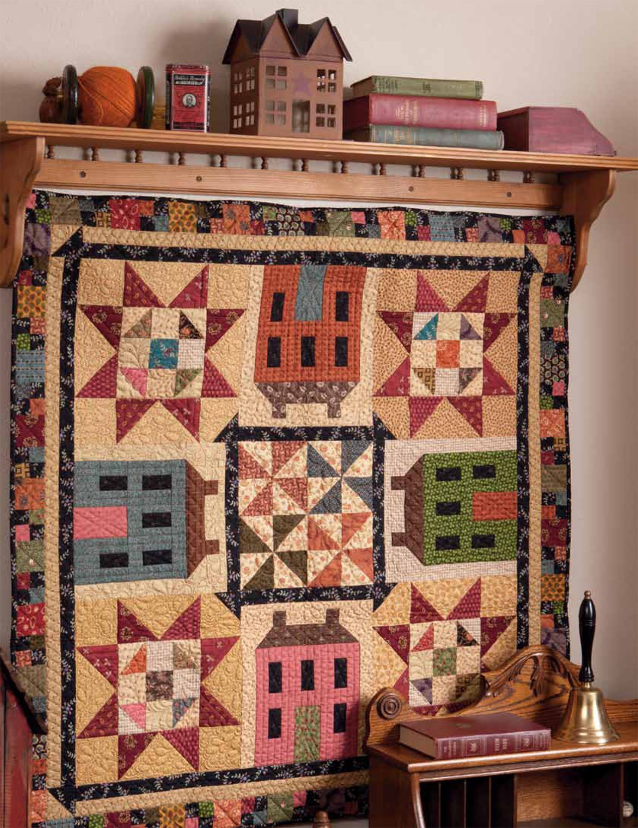 Simple Charm: 12 Scrappy Patchwork and Applique Quilt Patterns: Kim Diehl:  0744527111084: Amazon.com: Books