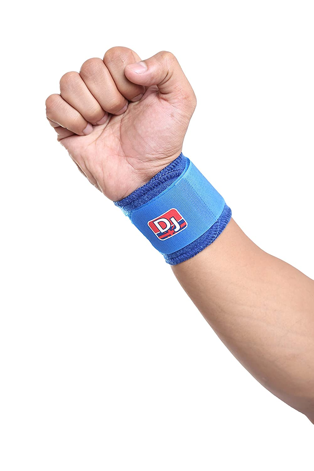For 99/-(90% Off) DJ Support Neoprene Wrist Wrap at Amazon India