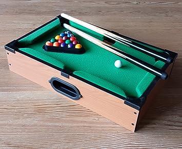 Mini Billiard Tischbilliard Billiardtisch Pool Tisch Billiard Spiel Tische