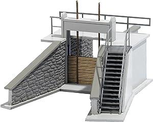 Busch 1483 Dam w/Foot Bridge HO Scale Scenery Kit