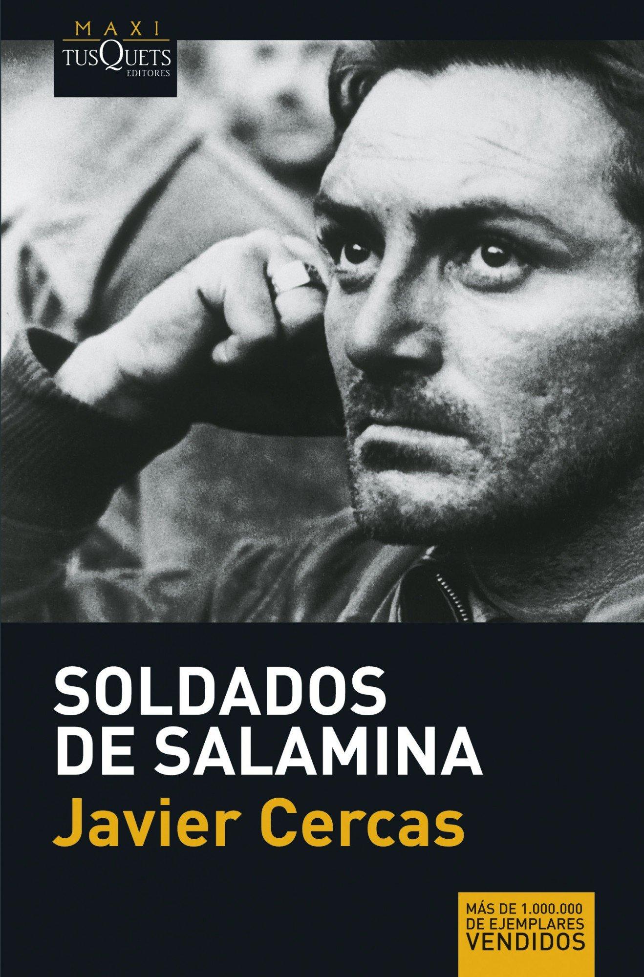 Soldados De Salamina Maxi Cercas Javier Amazon De Bücher