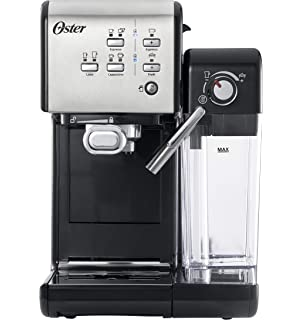 Mr. Coffee Cafe Barista Espresso Maker with Automatic milk frother ...