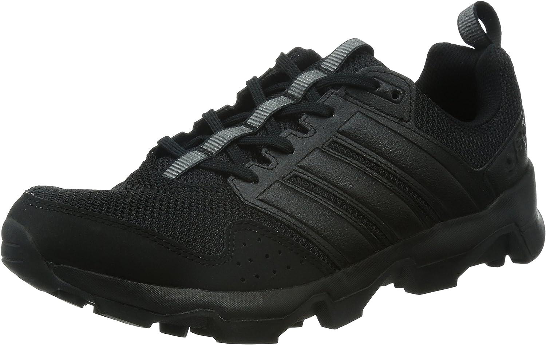Adidas GSG9 Zapatilla de Trail Running Caballero, Negro, 42 2/3: Amazon.es: Zapatos y complementos