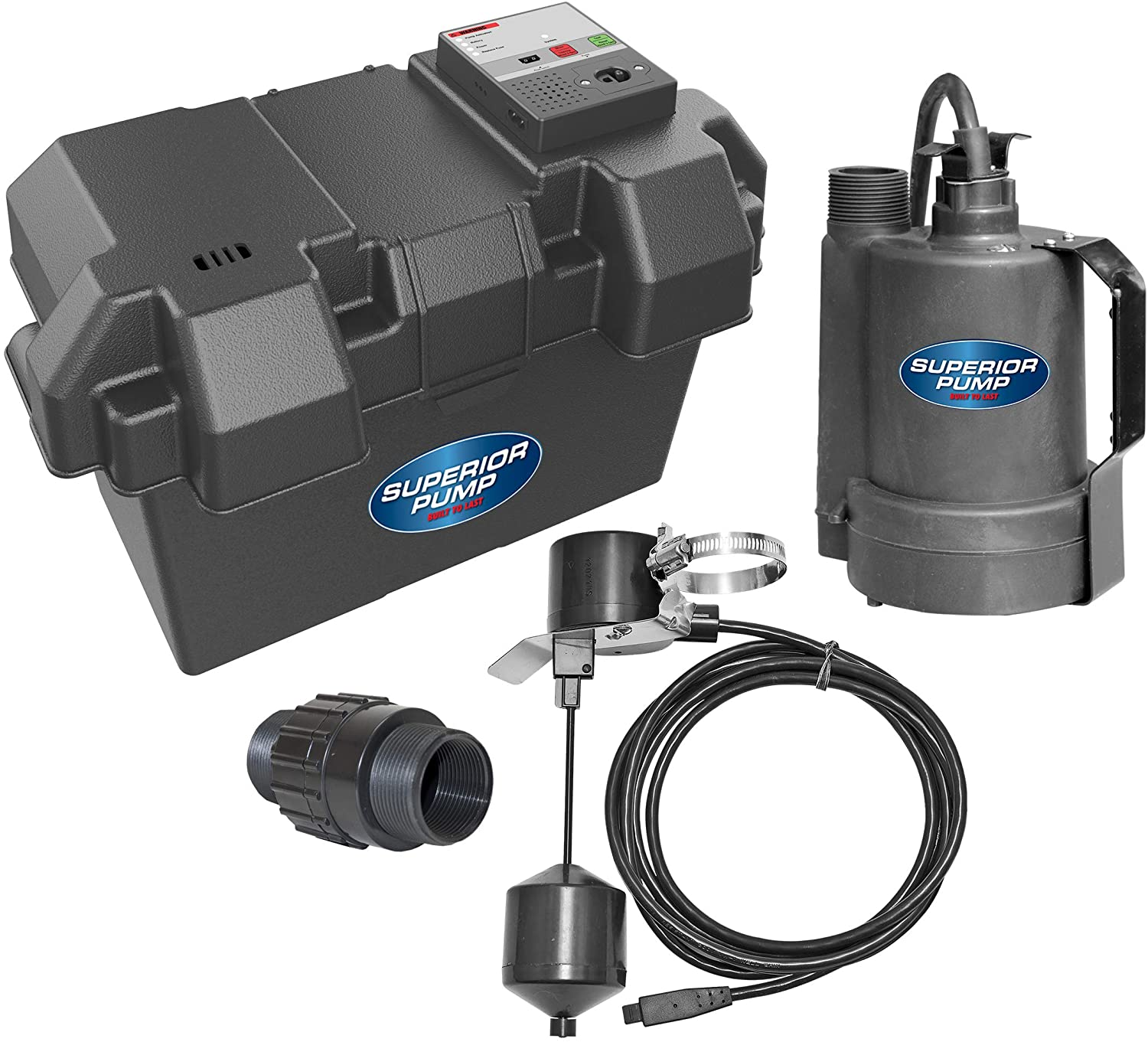 Details about  /1HP Electric Submersible Water Pump Sump with Float Switch Portable B t s a c 20