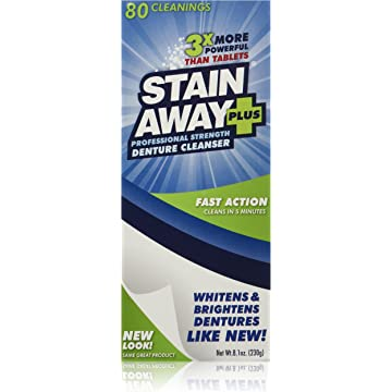 powerful Stain Away Professional Strength