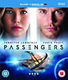 Passengers [Blu-ray] [2017]