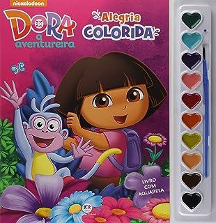 Dora A Aventureira 365 Atividades E Desenhos Para Colorir
