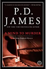 A Mind to Murder (Adam Dalgliesh Mysteries Book 2) Kindle Edition