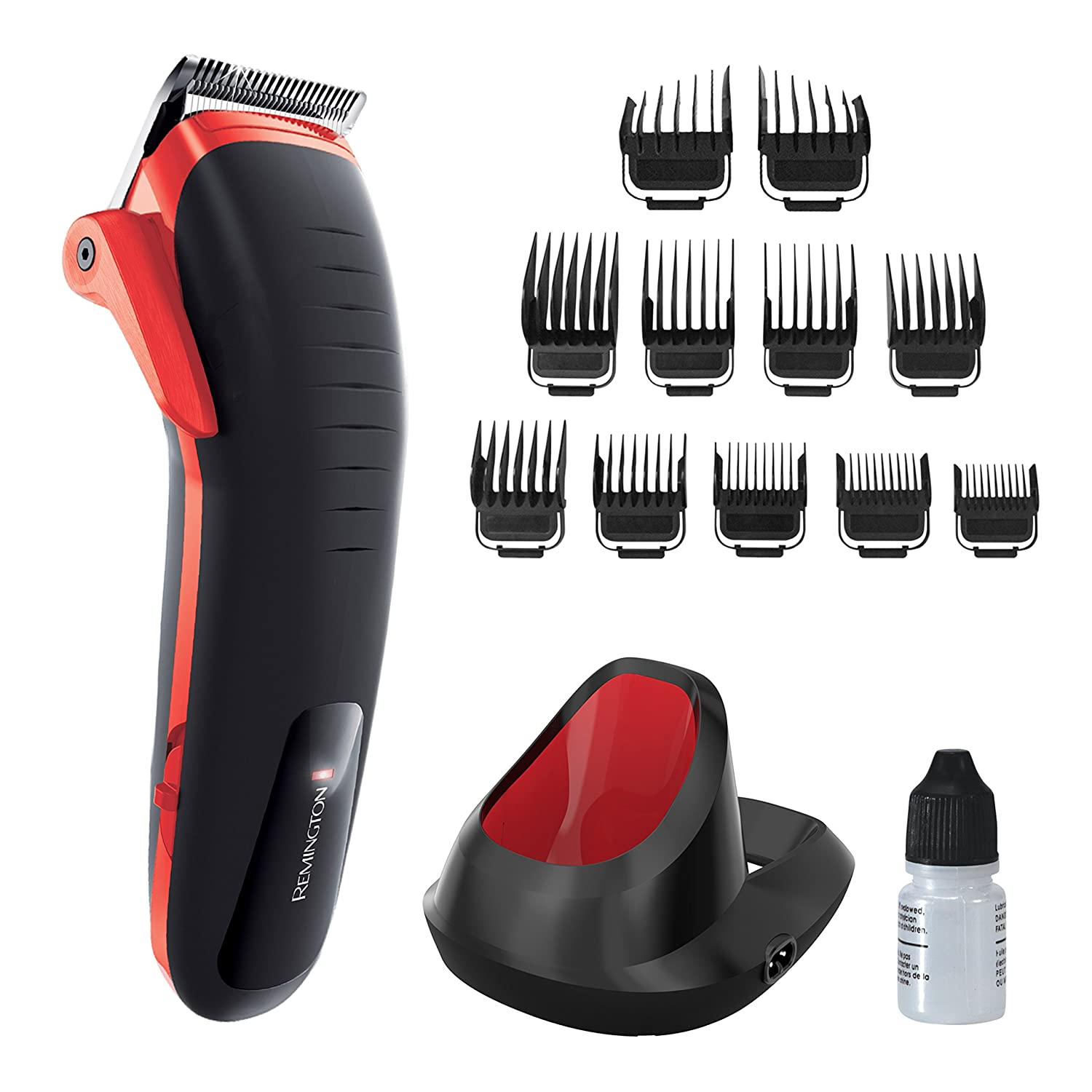 Remington Salon Collection Ultimate Performance Hair Clipper, Black, HC9700