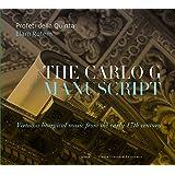 The Carlo G Manuscrit