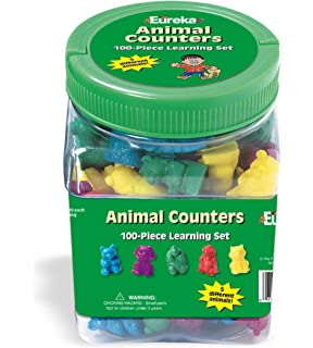Amazon.com: Three Bear Family Counters: Office Products