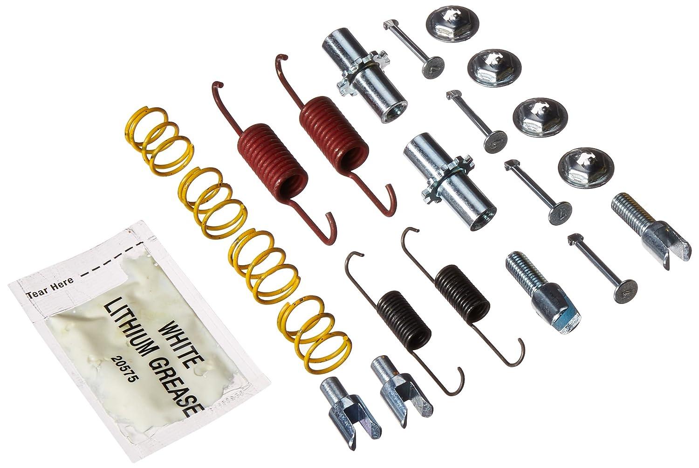 Carlson Quality Brake Parts H7346 Drum Brake Hardware Kit