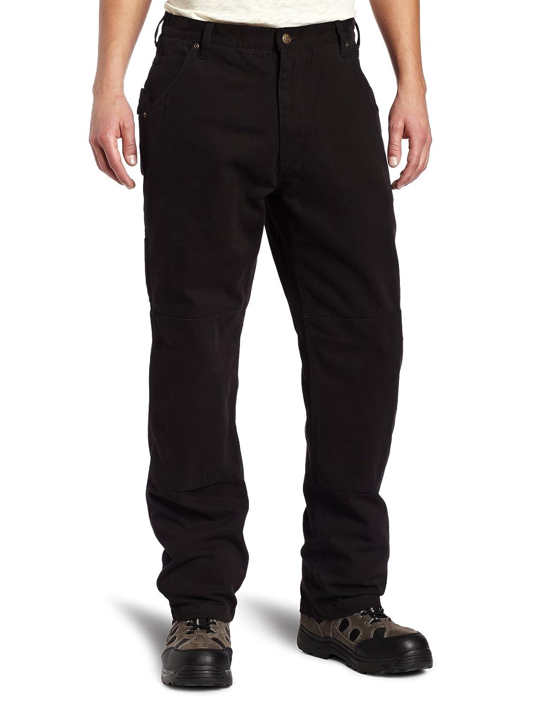 Key Apparel PANTS メンズ ブラック 38W x 36L 38W x 36Lブラック B004BE9ITA