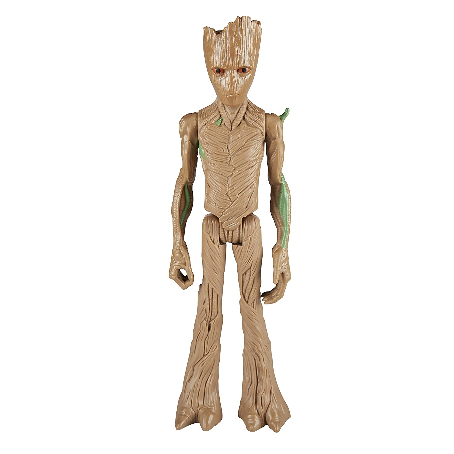 Marvel Infinity War Titan Hero Series Groot with Titan Hero Power FX Port Hasbro E2216