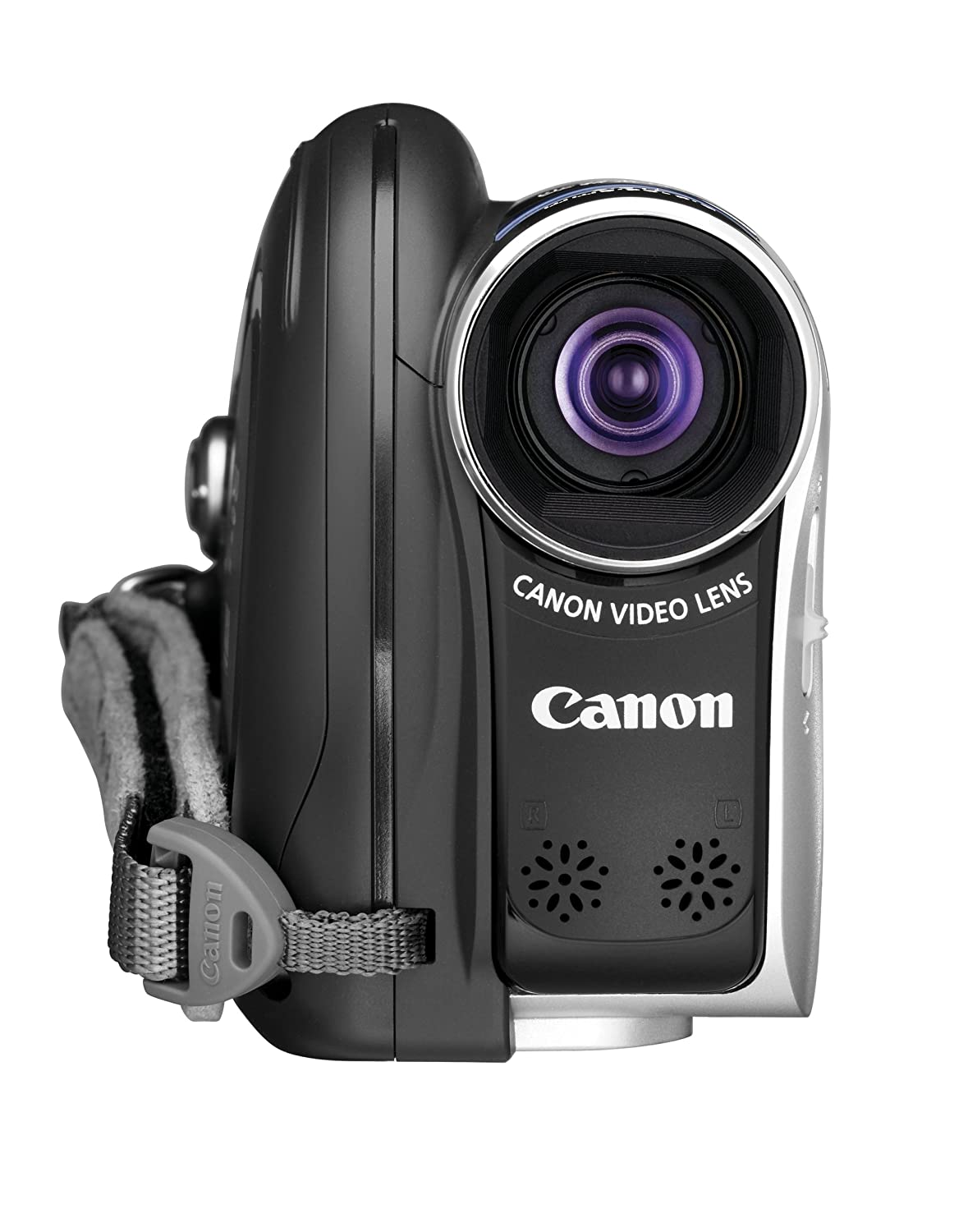 Amazon.com : Canon DC310 DVD Camcorder with 37x Optical Zoom (Discontinued  by Manufacturer) : Mini Dvd Camcorder : Camera & Photo