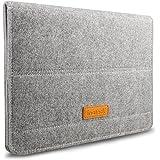 Inateck Housse pour 12,9 iPad Pro - MacBook Air/ Pro Retina 13,3 Pouces en Feutre avec Fonction Support Ordinateur Portable Tablette iPad