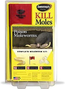 Sweeney's S6009 Poison Moleworms 2.29 Oz