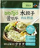 ビビゴ 水餃子 (肉&野菜) 800g (9g×90個)韓国餃子 【冷凍】
