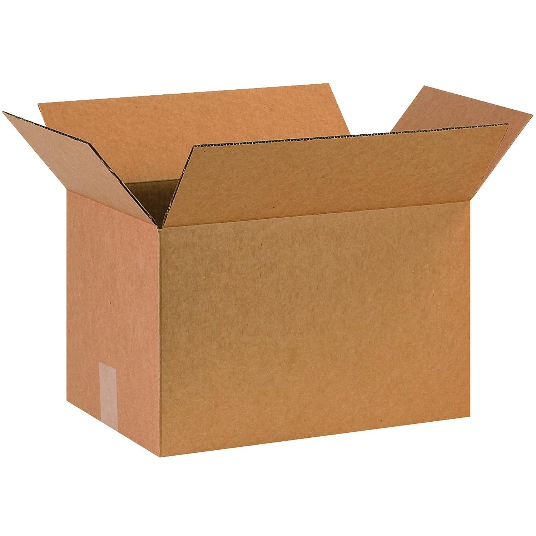 12x5x5 25 PCS Cardboard Boxes Packing Mailing Shipping Corrugated Box Cartons