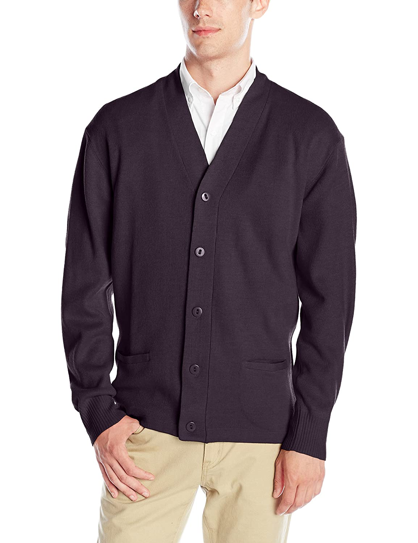 Classroom Men's Adult Unisex Cardigan Sweater