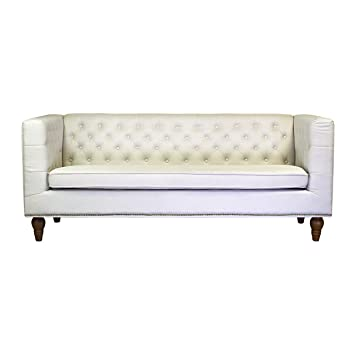 Amazon.com: Design Tree Home Giselle 2 Seater Vintage ...