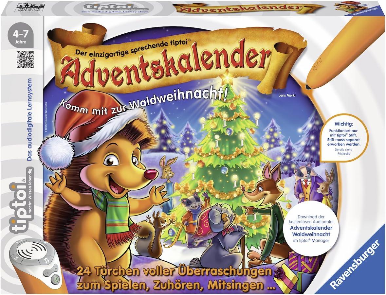 Adventskalender Waldweihnacht