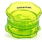 Gourmia GCU9260 Manual Garlic Crusher BPA Free No Press Garlic Peeler & Crusher 7.2 cm [Diameter] x 4.8 cm [Height]