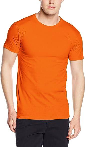 Fruit of the Loom Camiseta de manga corta Softspun para hombre SS412