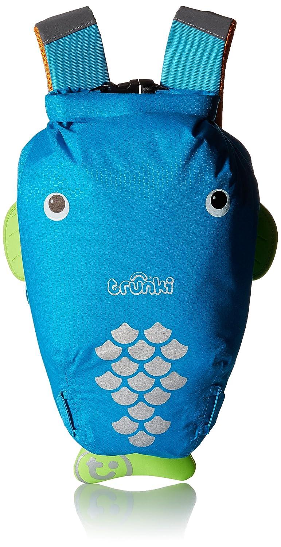 Trunki PaddlePak Back Pack - Water Resistent Kids Backpack (Bob), Blue by Trunki B00J7OFAX2 Bob
