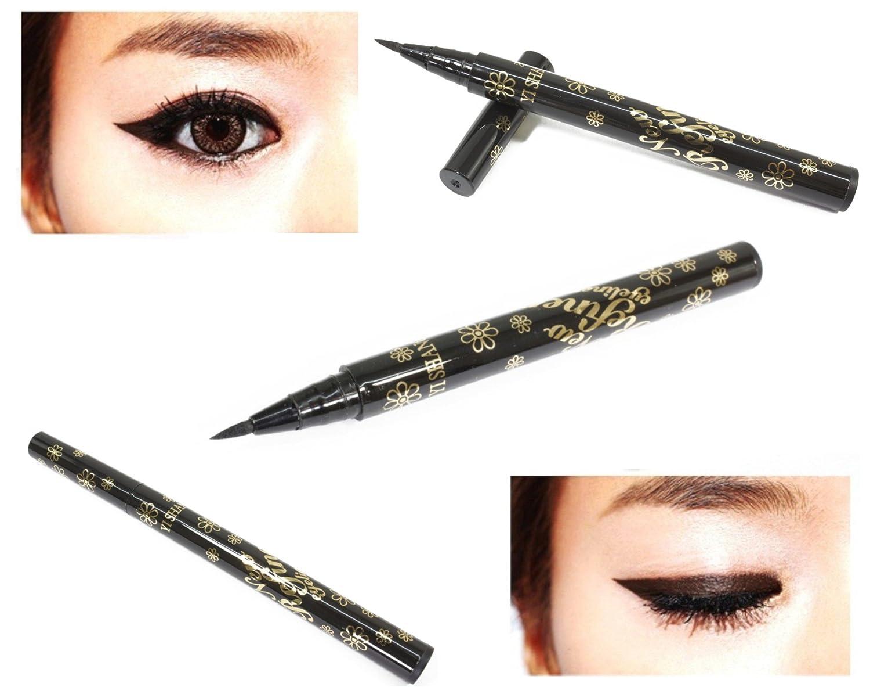 Amazon.com : #5279 Black Waterproof Precision Liquid Eyeliner ...