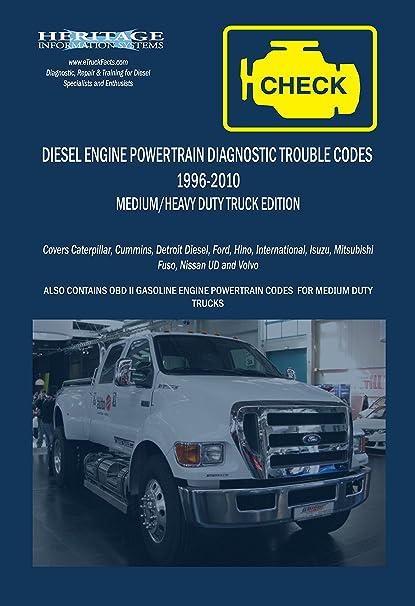 Medium/Heavy Duty Powertrain Diagnostic Trouble Code Manual