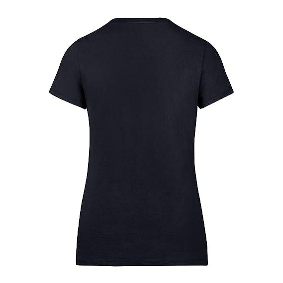 NFL Alt OTS Rival - Camiseta de Cuello de la Mujer: Amazon.es: Deportes y aire libre