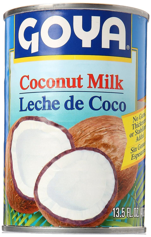 Goya Coconut Milk - 13.5 Ounces: Amazon.com: Grocery & Gourmet Food