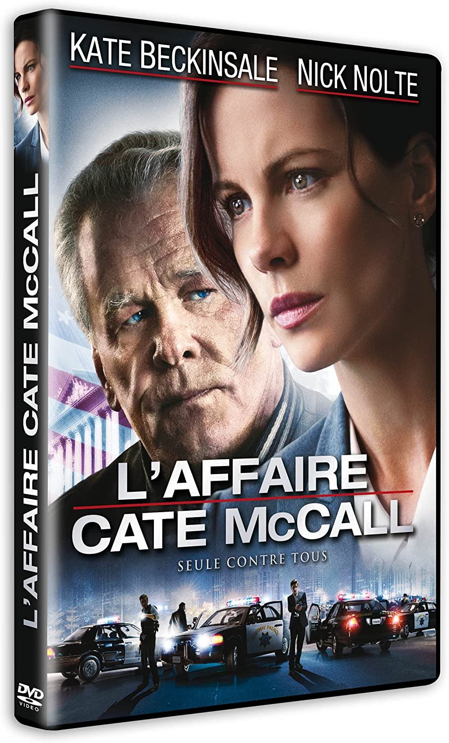 l'affaire Cate McCall: : Kate Beckinsale, James