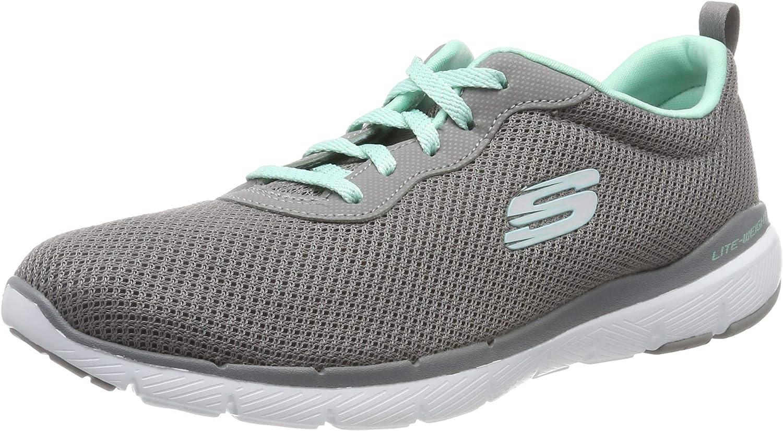 Skechers Damen Flex Appeal 3.0 First Insight Sneaker, Bianco