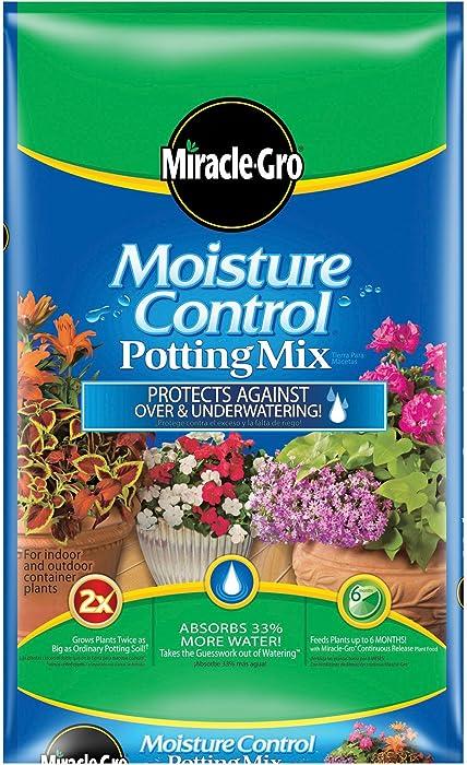 Top 10 Miraclegro Potting Mix 2