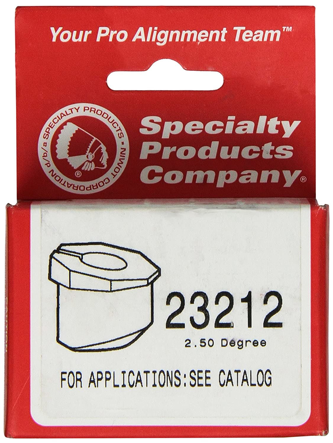Specialty Products Company 23212 2-1//2/° Sleeve for Ford F250 and F350