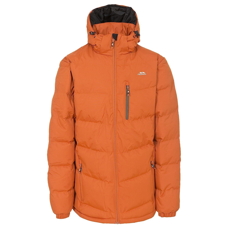 59015ca94 Trespass Mens Blustery Padded Jacket at Amazon Men's Clothing store
