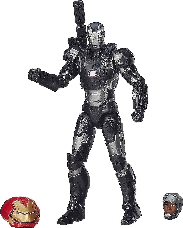 Marvel Universe Captain America /& War Machine Rhodes Loose Action Figure
