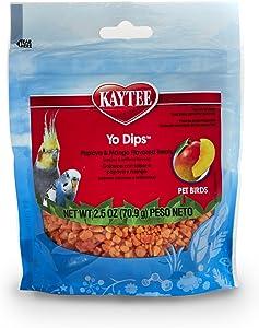 Kaytee Fiesta Mango Flavored Yogured Dipped Papaya Bird Treat