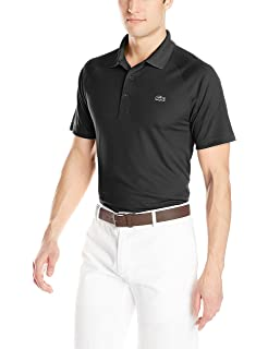 Lacoste Mens Sport Short Ultra Dry Raglan Sleeve Polo, DH9631