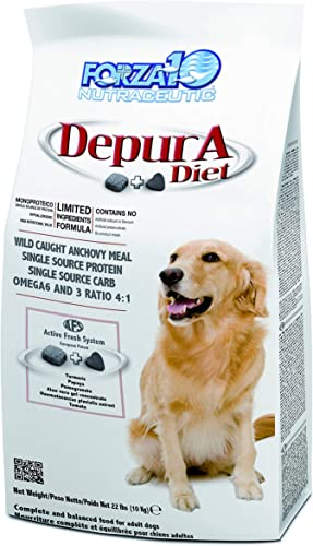 Forza10 Active Depura Vet Fish Diet Dry Dog Food