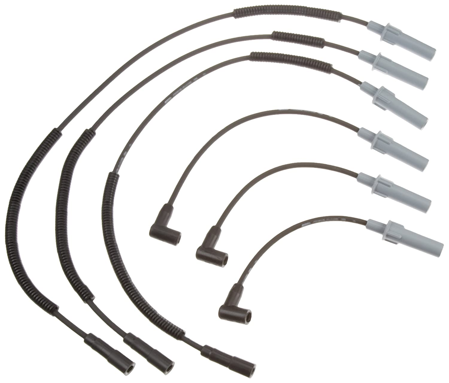 ACDelco 9466H Professional Spark Plug Wire Set